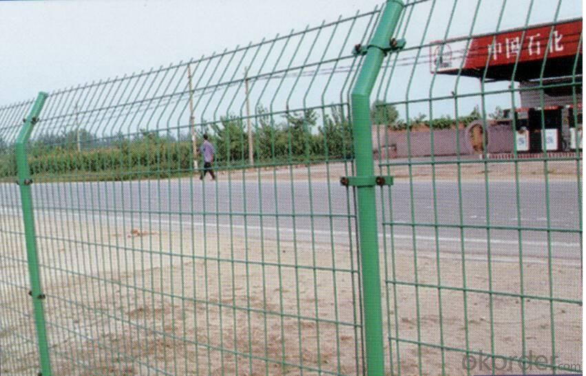 Buy Beautiful Highway Protection Wire Mesh Fence Price