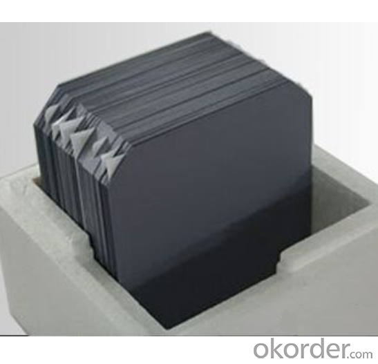 Buy Solar Mono Silicon Wafer For Solar Cell 156 And 125