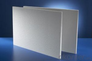 Microporous 650C Calcium Silicate Insulation Board