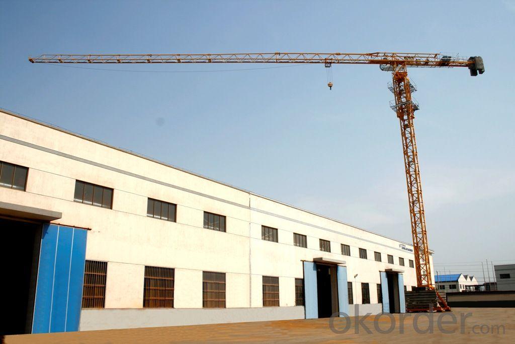 2015 China Best Construction Tower Crane Manuacturer