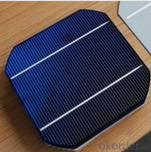 Monocrystalline Solar Cell for Solar PV Panel