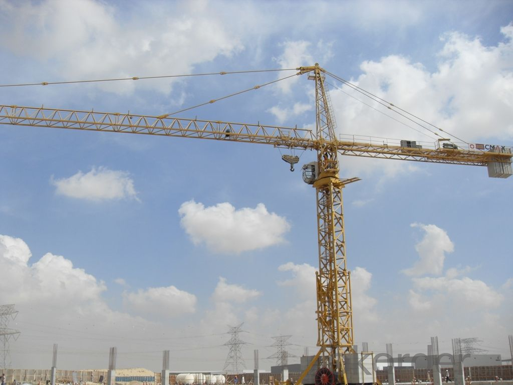 Tower Crane CNBM  CE Certification Top Quality