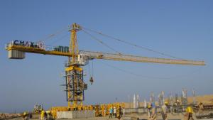 Tower Crane Self-erecting and Wall-attached CNBM