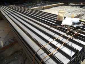 Hot Rolled Mild EN Standard I Beams for Structure Construction