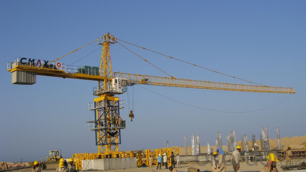 Tower Crane High Quality, Innovation, Safety and Reliability.