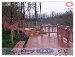Polywood Decking Wholesale/Waterproof Outdoor Deck Flooring