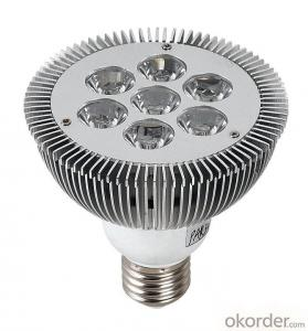 MR16-5W-05 LED Spot Light Lens Series COB LED Inside