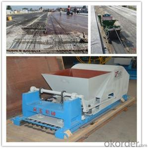 Extrusion Concrete Purline Making Machine