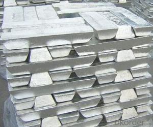 Magnesium Ingot Premtec ISO Certificate 7.5kg