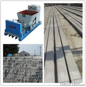 House Prestressed Purlin Forming Machine