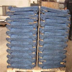 Stone Coated Metal Roofing Tile Heat-Resisting Waterproof  Made in China