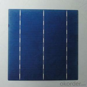 Monocrystalline Solar Cells High Quality 17.2%