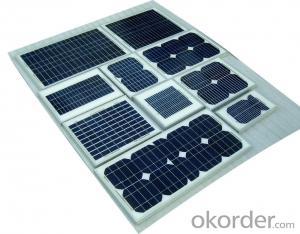 Off-grid Solar Panel TDB125×125×2/3-36-P