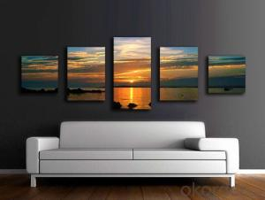Glossy Polyester Canvas, Canvas Oil Painting, Canvas Print
