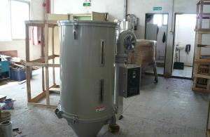 Vertical Heating Stand Mixer Plastic Drying Machine