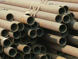 Seamless Ferritic Alloy-Steel Pipe for High-Temperature