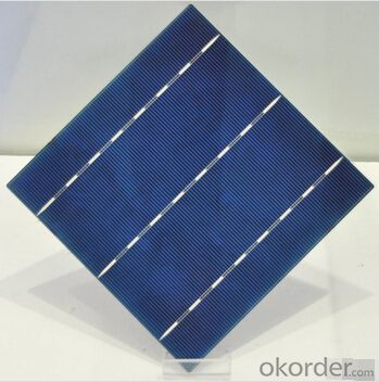 Monocrystalline Solar Cells High Quality15.6-18