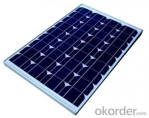 Off-grid Solar Panel TDB125×125/3-36-P Reliable