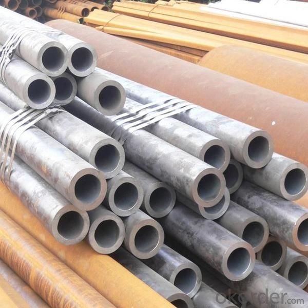 Seamless Alloy-Steel Pipe for High-Temperature in 2015
