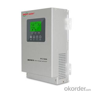 Mppt Solar Charge Controller High Efficiency PC1600F SeriesMade in China