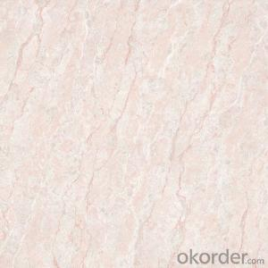 Polished Porcelain Tile Crastal Tile Serie Pink Color CMAXSB0638