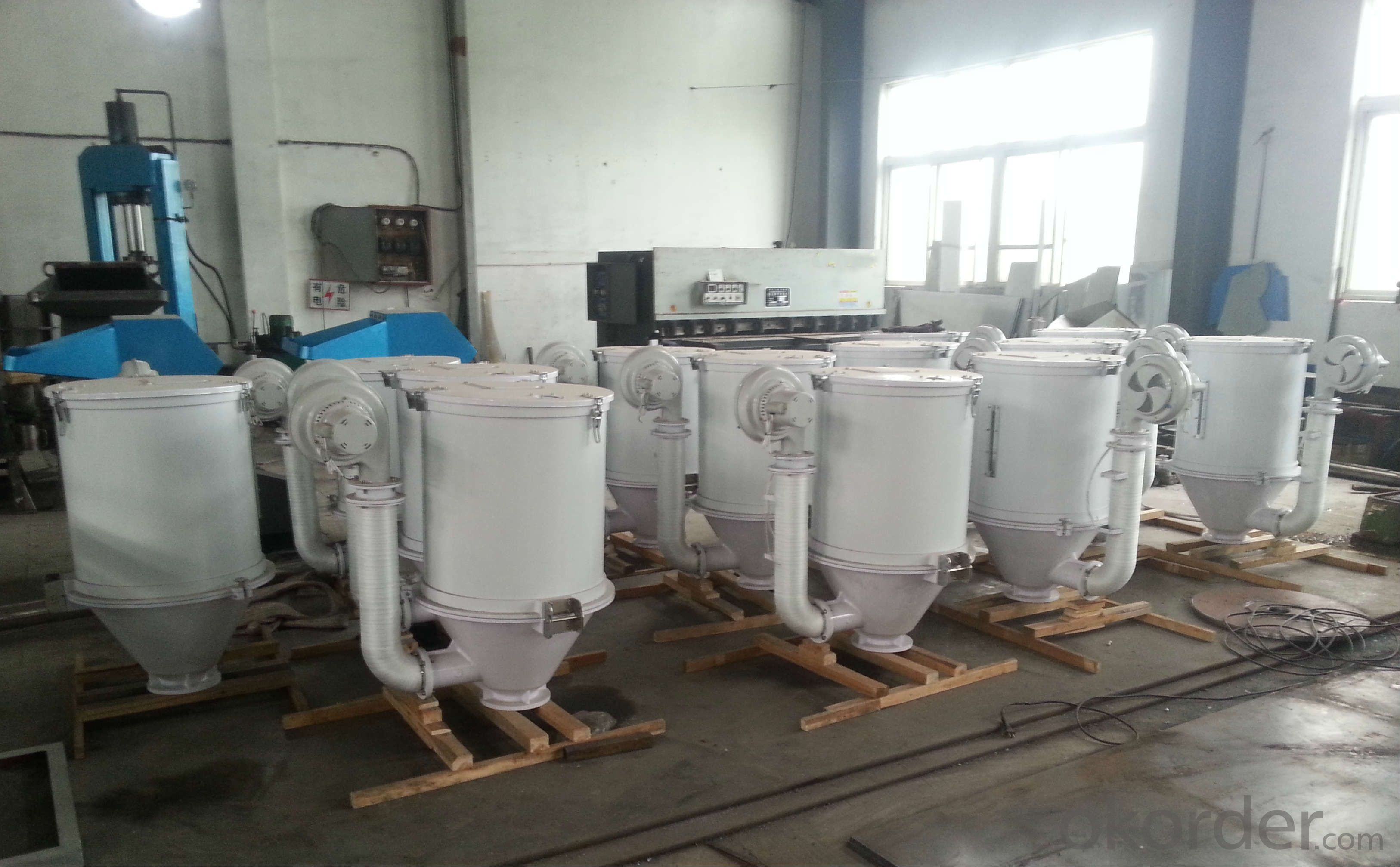 ABS PS Plastic  Mixed Plastic Color Mixing Dryer  Hot sale