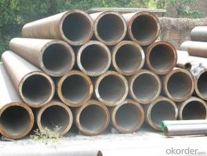 Seamless Steel Pipe/Tube for Petroleum Cracking Equipment