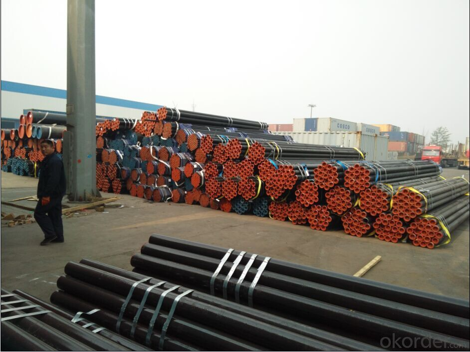 ASTM A106 Seamless Steel Pipe Best Seller Product