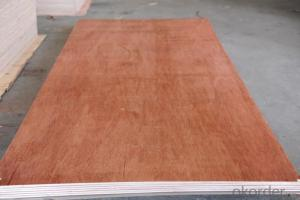 Okoume/Bintangor/Poplar Face Commecial Plywoo For Furniture and Packing