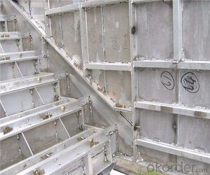 Whole Aluminum Formwork System  with Scaffolding for Building Construction
