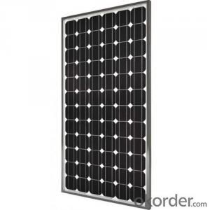 Off-grid Solar Panel TDB125×125/5-36-P Reliable