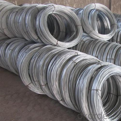 High Tensile Strength Standard Galvanised Iron Electro Galvanised Wire