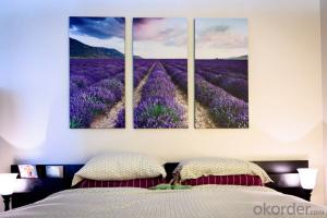 Cheap HD Landscape 4 Panels Wall Art Canvas Prints