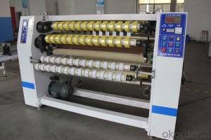 Automatic Adhesive Tape Slitting Machine