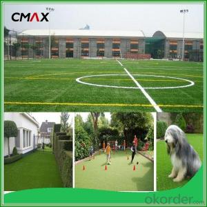 Premium Natural Green Artificial Grass for Landscaping Like Garden (AMF327-30D)