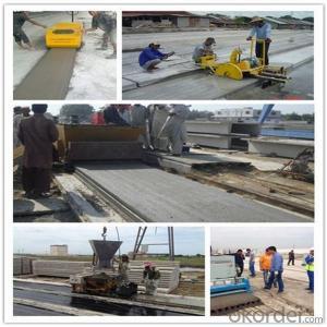 Precast Concrete Purline Compression Molding Machine