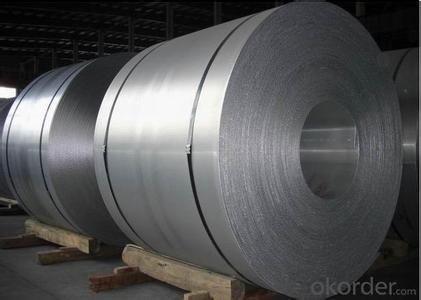 Plain Aluminium Coils Used for Construction