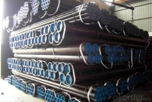 P5 Seamless Ferritic Alloy-Steel Pipe for High-Temperature Service for High-Temperature
