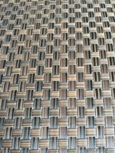 PVC flooring /plastic flooring/PVC plastic woven vinyl flooring for indoor use