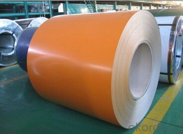 Best Prepainted Galvanized steel Coil ASTM 615 SPCCH