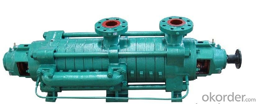 Multistage Centrifugal Pump for Boiler Feed