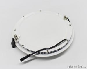 Round LED Panel Lights > Dia 115 Round LED Panel Light