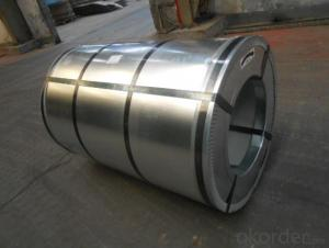 Hot-Dip Galvanized Steel Coil with different Surface Treatment