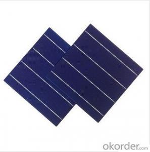 Polycrystalline Solar Cell High Quality 17.2%