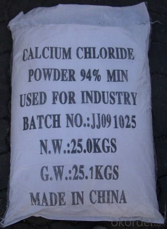 Calcium Chloride74% with High Quality and Competitive Price