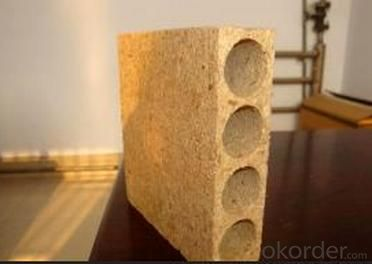 Hollow Core Particle Board for Decoration and Furniture Use