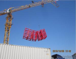 Topkit Tower Crane TC7030 with Jib legth of 70M