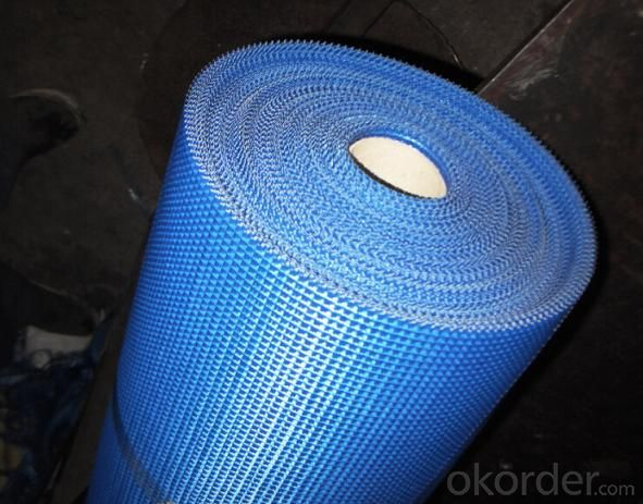 Fiber Glass Mesh, 135 Gram/m2, Blue Colour