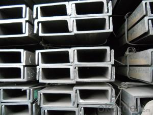 JIS SS400 Steel Channel with High Quality 150mm