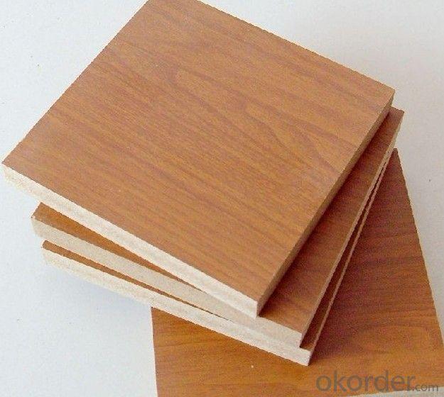 Buy 18mm High Gloss Melamine Mdf Board Melamine Sheet